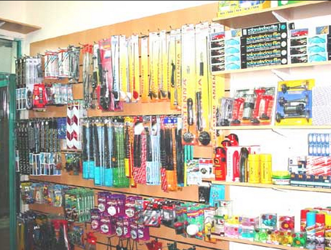 Star Light Spare Parts & Car Accessories - Spare Parts