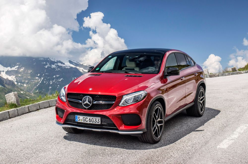 2016 mercedes benz gle450 amg coupe first picture mercedes general discussion. Black Bedroom Furniture Sets. Home Design Ideas