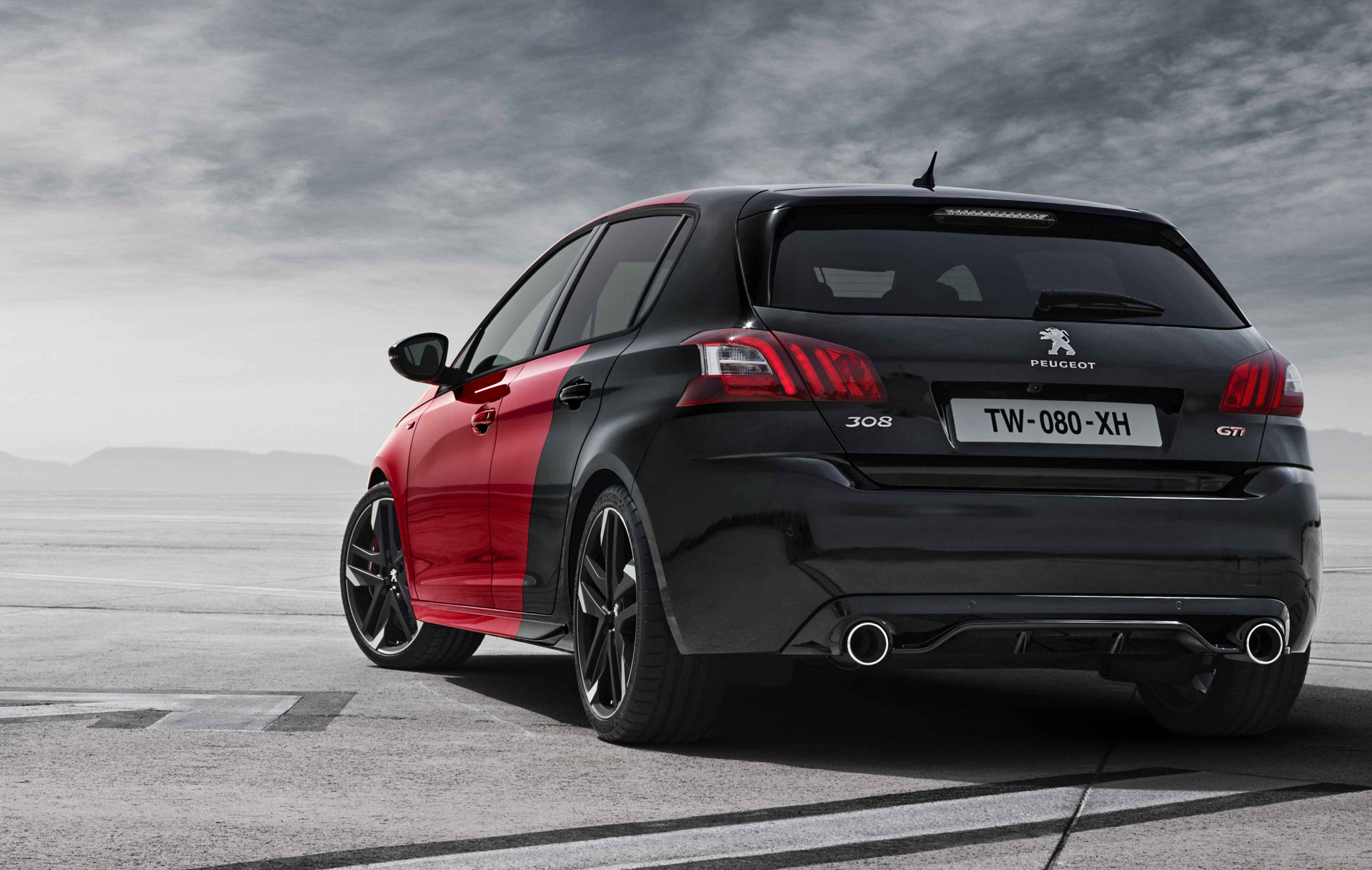 308 GTi By PEUGEOT SPORT: The Ultimate Hot Hatch
