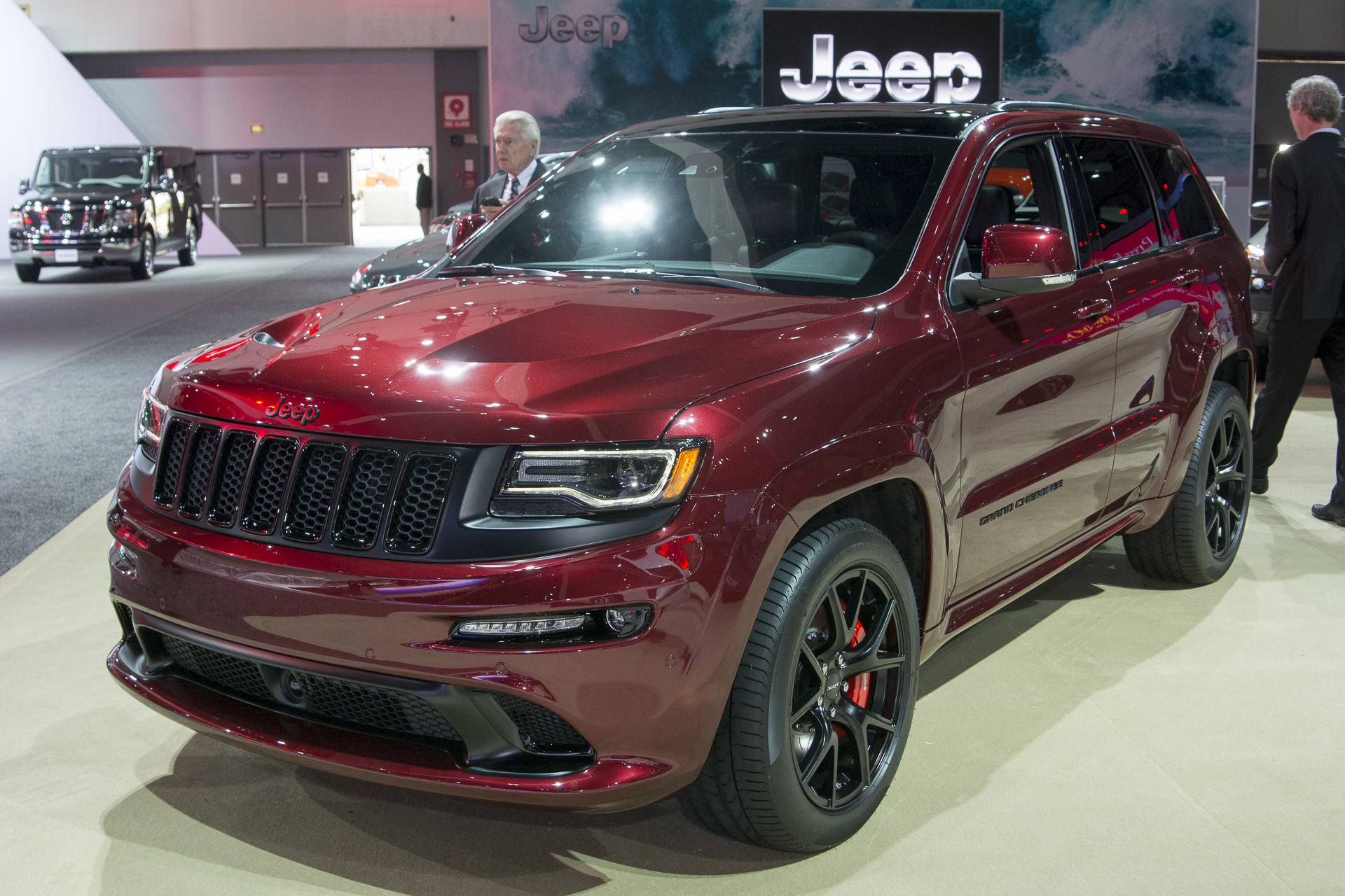 2016 jeep grand cherokee srt special editions jeep grand cherokee forum. Black Bedroom Furniture Sets. Home Design Ideas