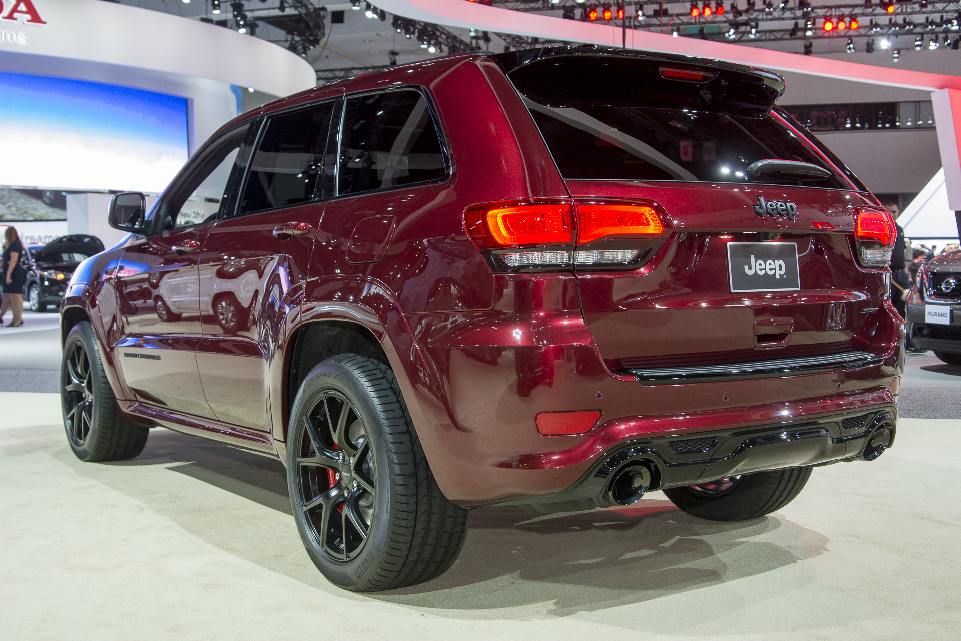Fantastic 2016 Jeep Grand Cherokee SRT Special Editions  Jeep
