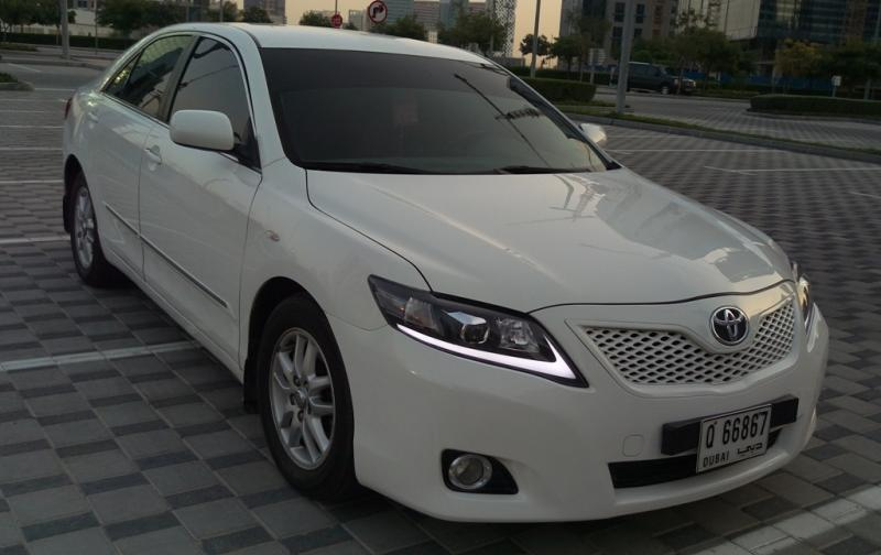 2011 Toyota Camry Touring Edition  Toyota used cars in UAE  Carnity