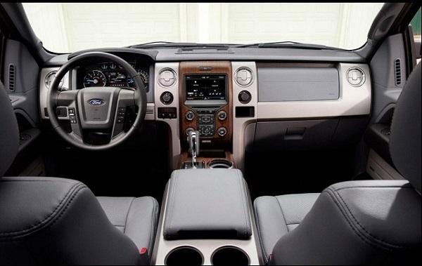 2017 Ford Bronco Interior2