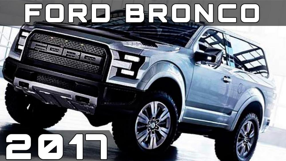 2017 Ford Bronco >> Ford Bronco Ford General Discussion Forum In Uae Carnity Com