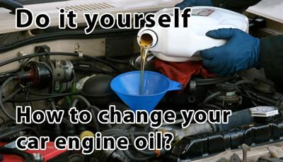 Do Used Car Dealers Change Oil