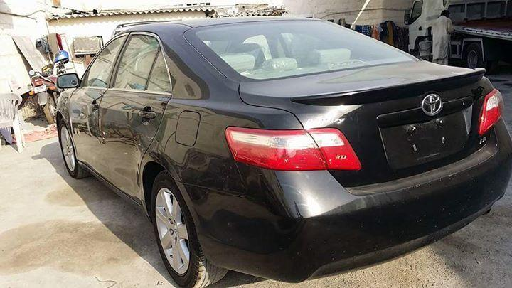 toyota camry 2009 black toyota used cars in uae carnity. Black Bedroom Furniture Sets. Home Design Ideas