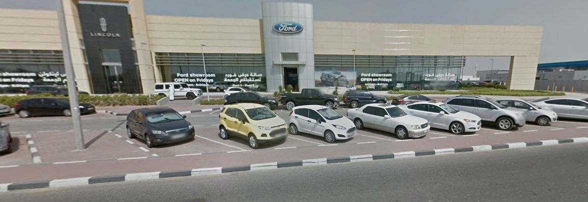 Ford Sharjah. Al Tayer ...