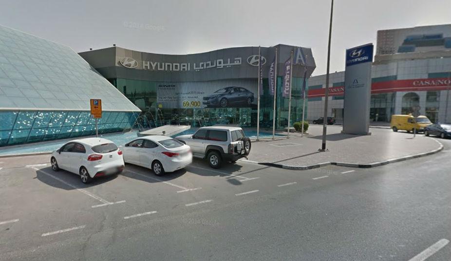 Hyundai Dubai Juma Al Majid New Cars Carnity Com