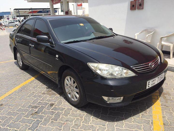 toyota camry 2006 model gli toyota used cars in uae carnity. Black Bedroom Furniture Sets. Home Design Ideas