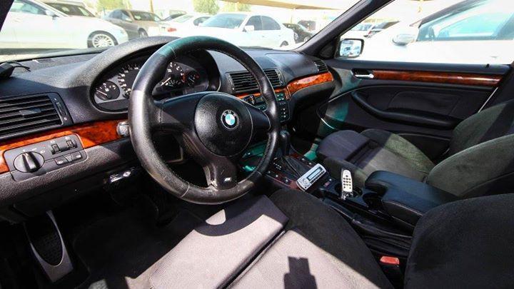 2001 Bmw 320I With m Sports Kit  BMW 3 Series  Carnity