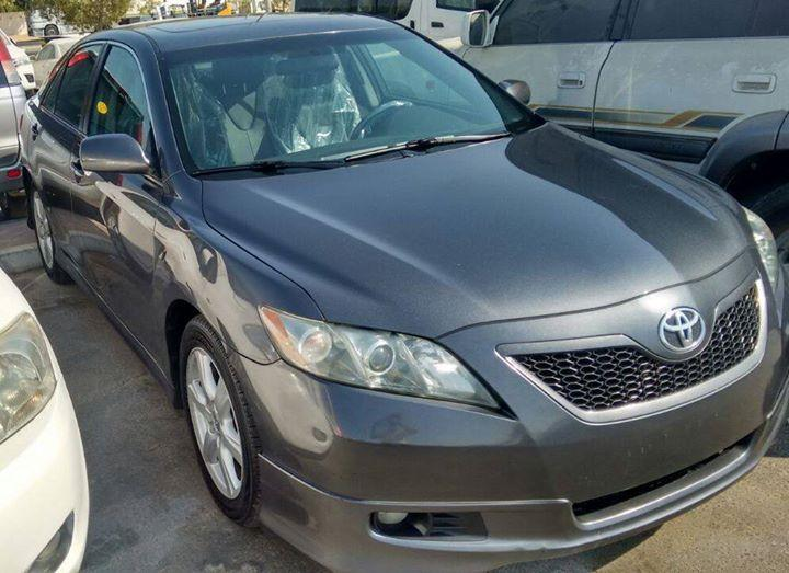 toyota camry 2009 v6 se full option toyota used cars in uae carnity. Black Bedroom Furniture Sets. Home Design Ideas