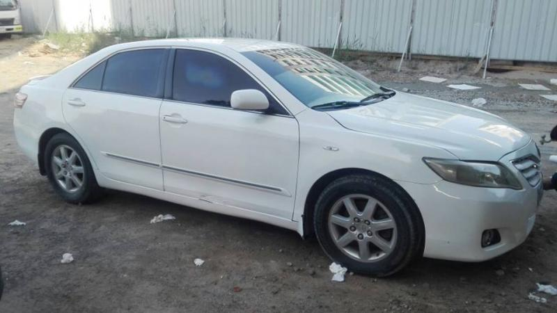 Toyota Camry Model 2011  Gulf Specs  Toyota used cars in UAE