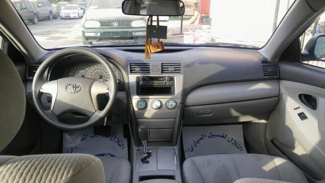 toyota camry 2 5l silver color gcc 2008 toyota used cars in uae carnity. Black Bedroom Furniture Sets. Home Design Ideas