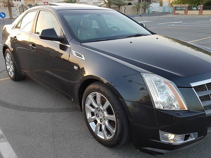 Gulf Specs 2009 Cadillac Cts 3 6litre V6 Cadillac Cts Carnity