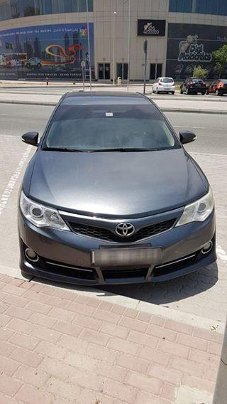 toyota camry 2012 metallic grey gcc specs toyota used cars in uae car. Black Bedroom Furniture Sets. Home Design Ideas
