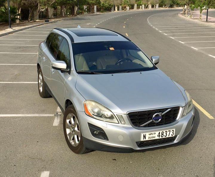 Volvo Xc60 2009 Full Option Gcc Volvo Used Cars In Uae Carnity