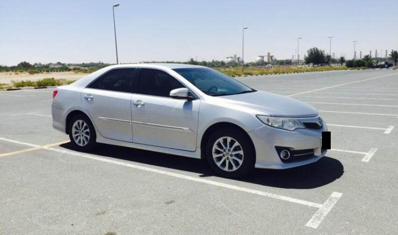 camry 2013 full service history loan 665 aed toyota used cars in uae car. Black Bedroom Furniture Sets. Home Design Ideas