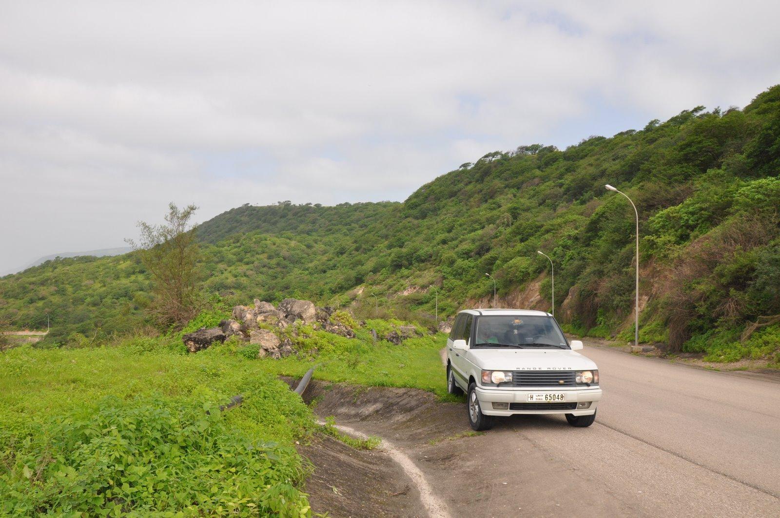 Salalah Road Trip - 30 Aug - 3 Sep 2017 - Meet up and Drives
