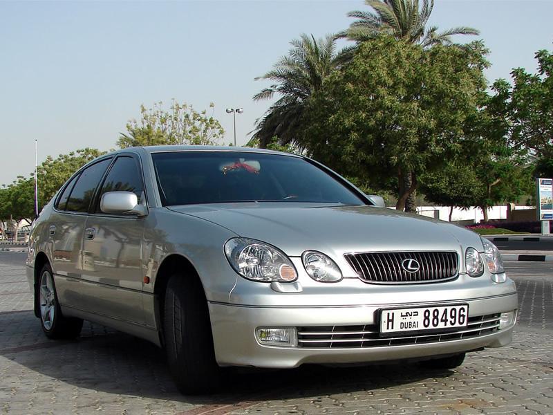 2 Lexus GS430.jpg