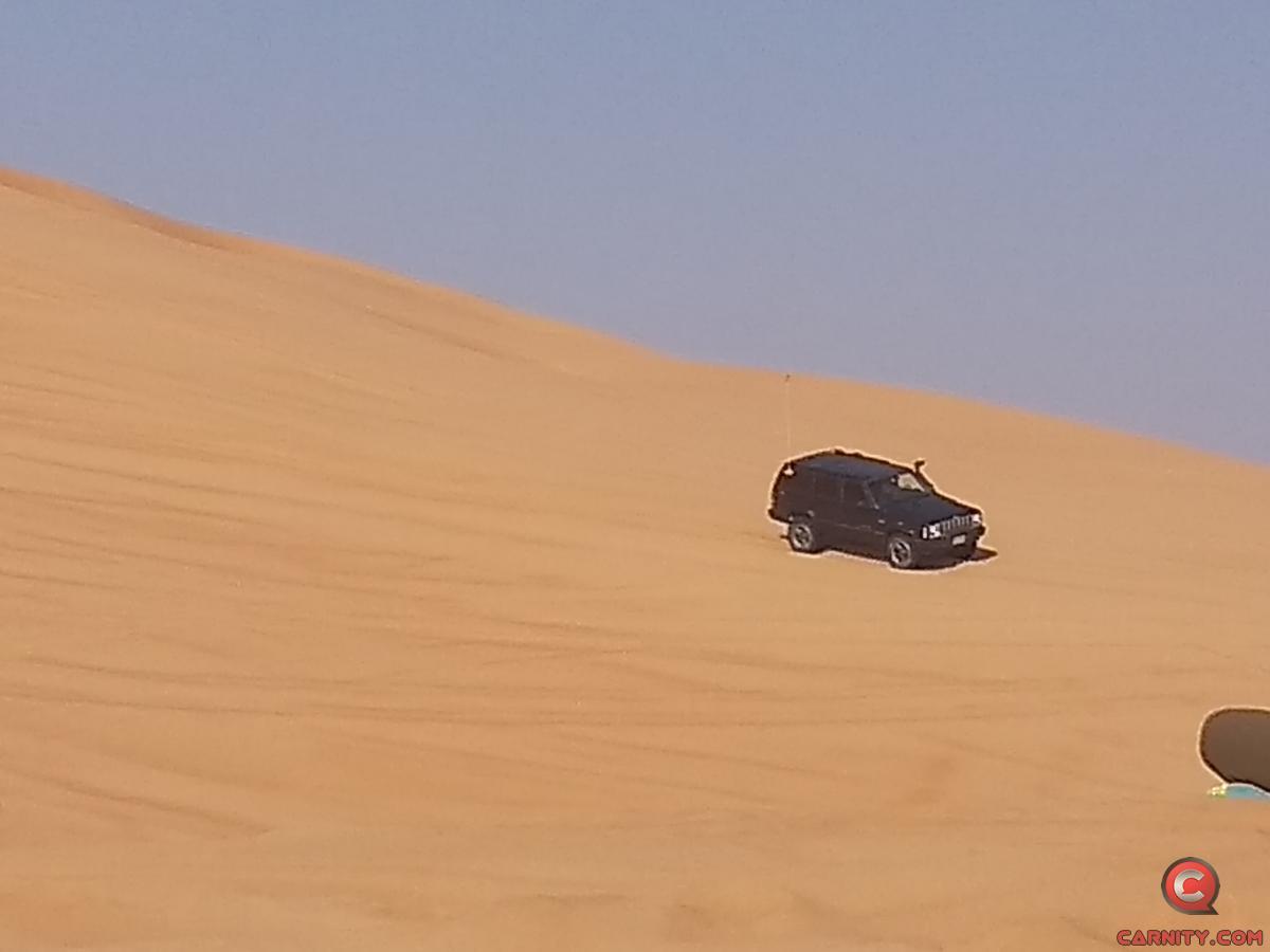 Al Ain - Intermediate drive - 9 Feb 2018