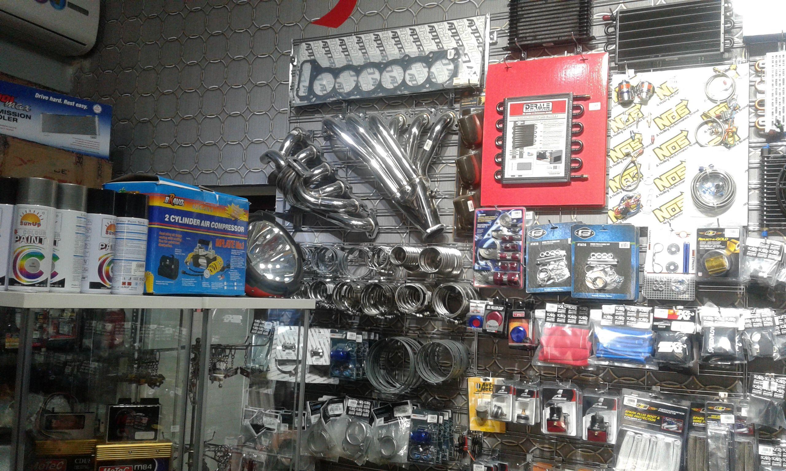 Sport car automotive parts - Spare Parts / Accessories ...