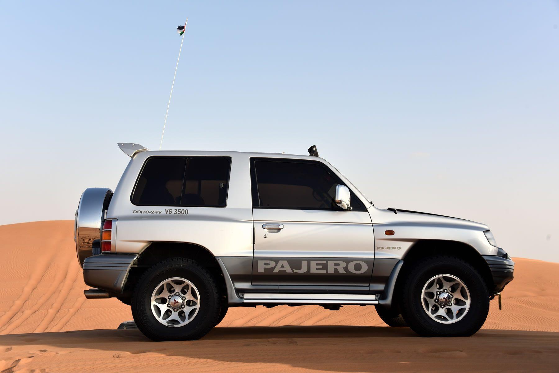 Pajero UAE