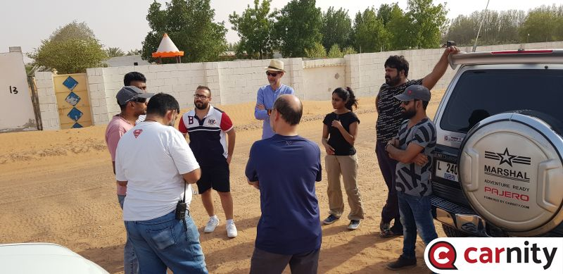 Shuwaib Desert Drive - 21 Sep 2018