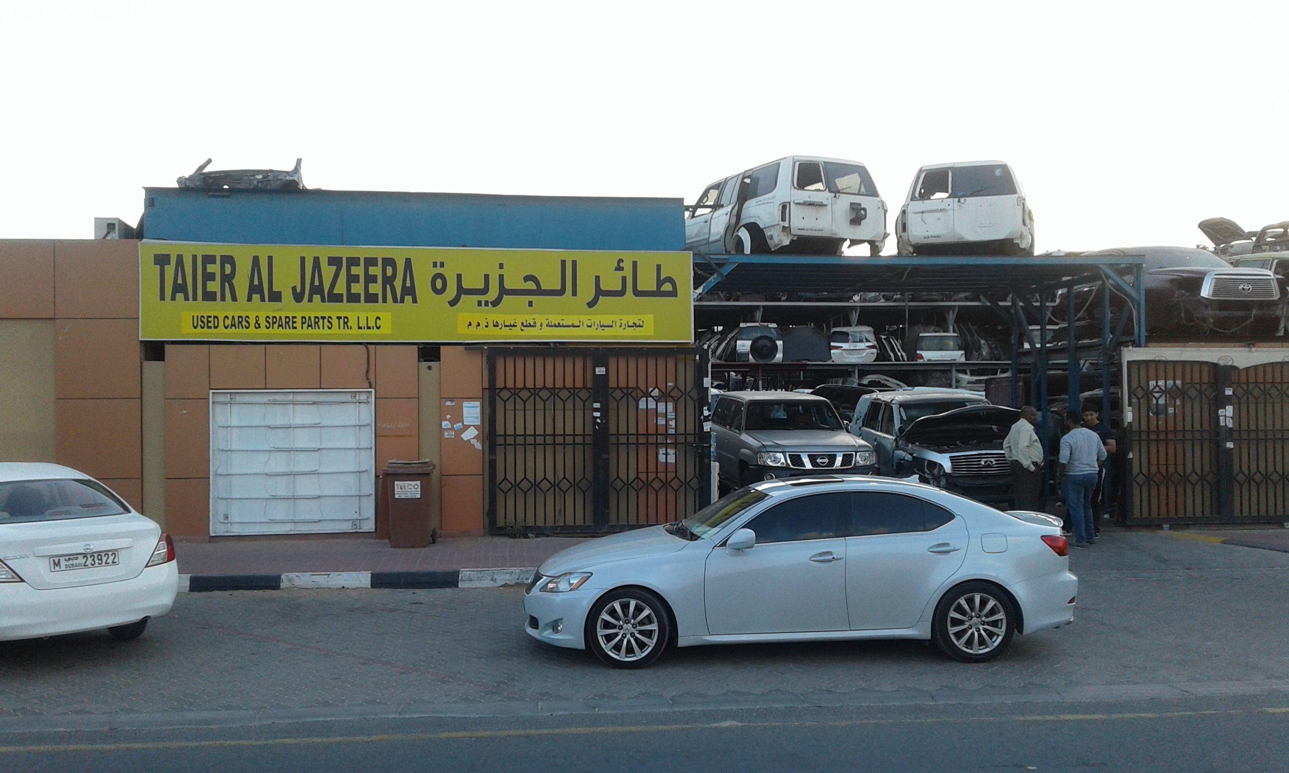 Taier Al Jazeera Used cars & Spare Parts Tr llc - Used Parts