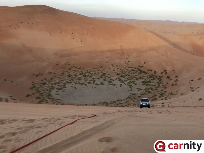 Wagan Desert Drive - 2 Dec 2018