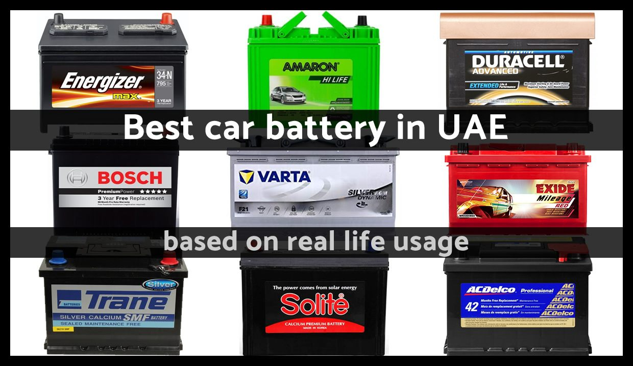 Duracell Car Battery Review >> Which Is The Best Car Battery In Uae Page 2 General