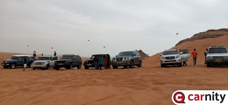 All level Offroad Drive - Pink Rock - BBQ - 5 Apr 2019