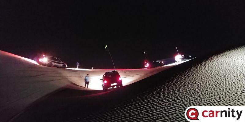 Newbie & Fewbie Drive - Qudra Desert - 6 Jun 2019