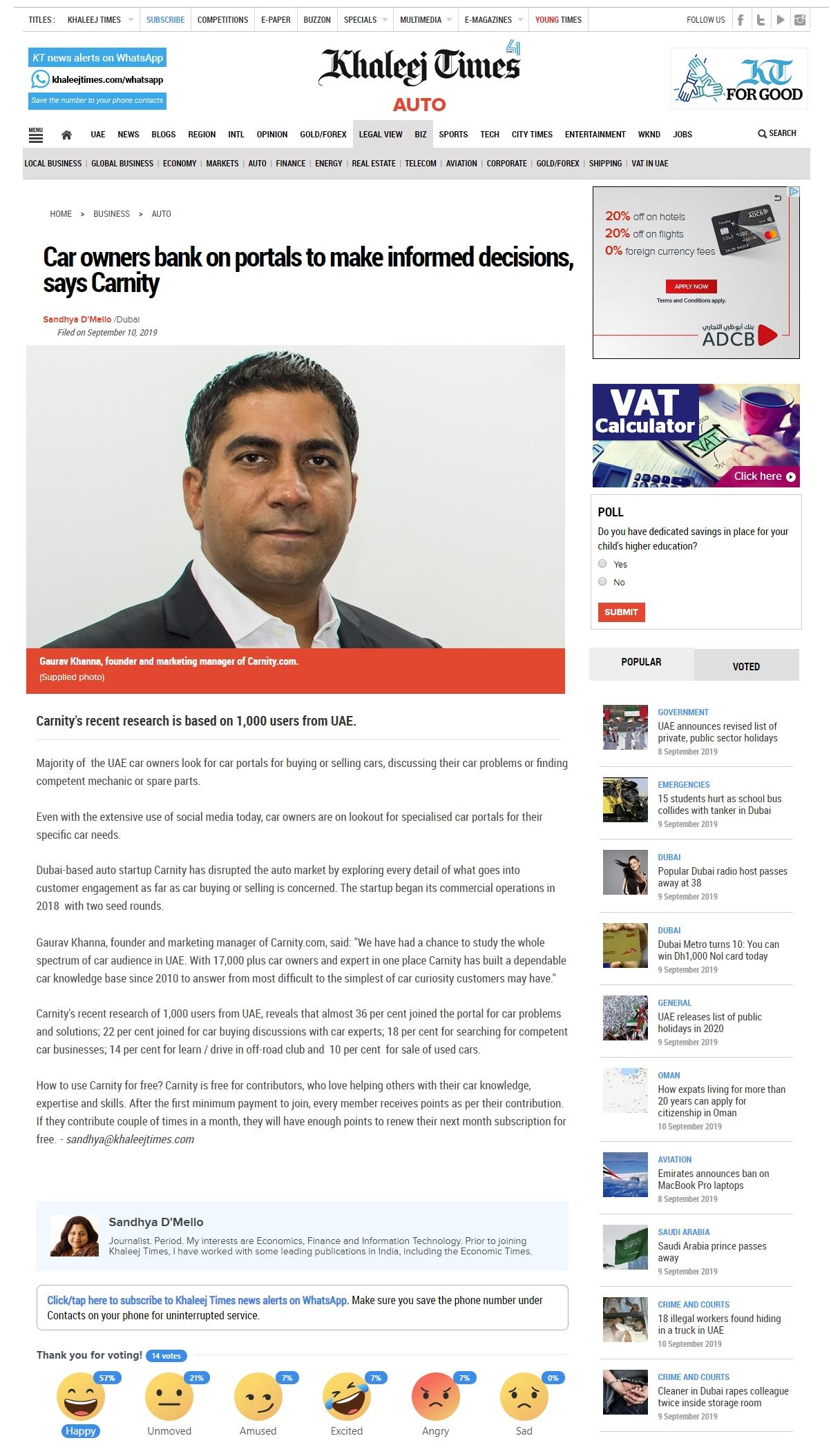 Khaleej Times - Carnity Article.jpg