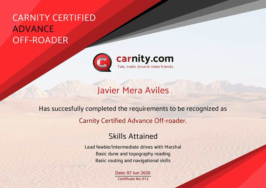 Javier Medium - Advance - Carnity Offroad Certification.jpg
