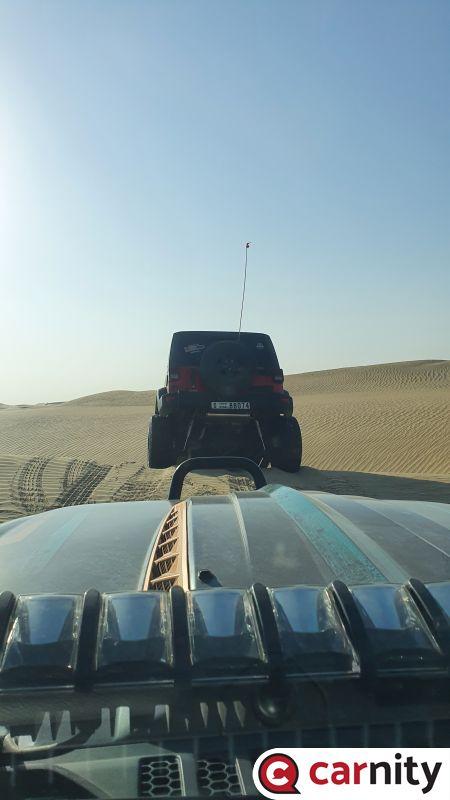 Intermediate - 100 KM Challenge Faqa - Qudra - Dubai - 18 Sep 2020