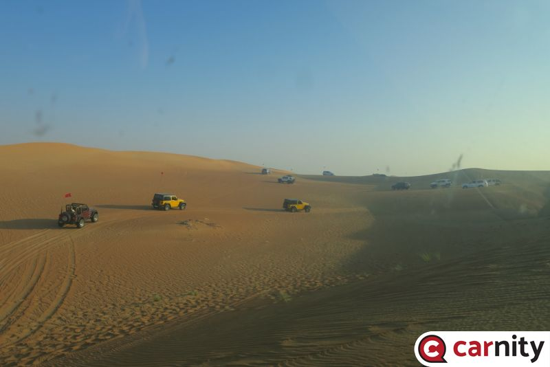Newbie - Margham Loop - Dubai - 23 Oct 2020