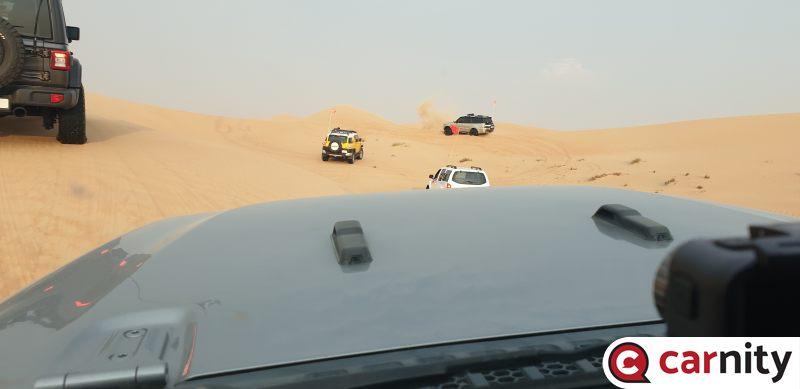 Fewbie Plus - Desert Highway - Dubai - 3 Aug 2021