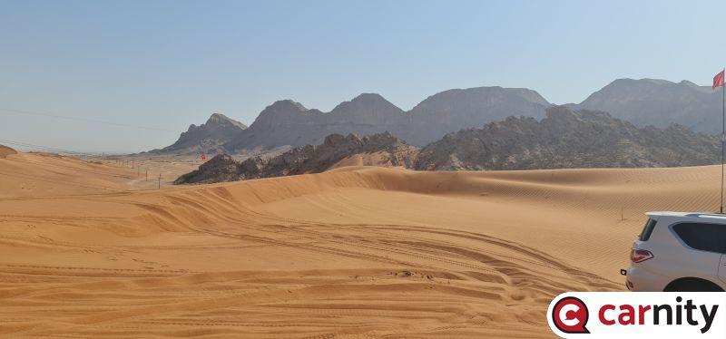 Newbie - Fossil Rock and Faya - Sharjah - 08 Oct 2021