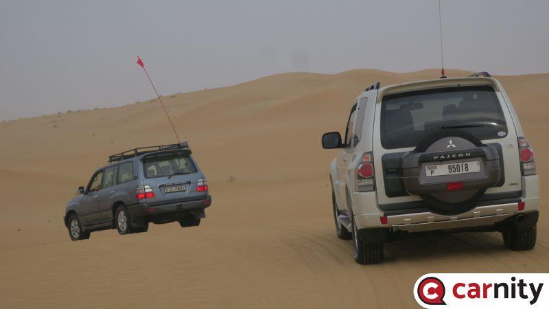 Newbie - Al Qudra to Lisaili - Dubai - 2 October 2021
