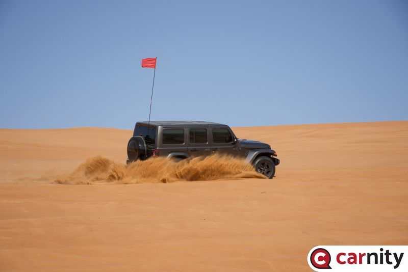 Action Photography - Big Red - Sharjah - 08 Oct 2021